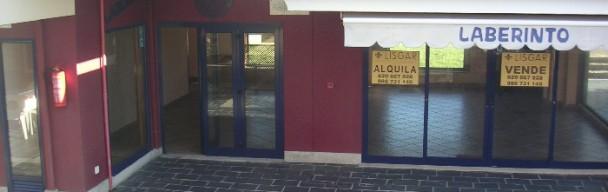 AL-106 Local en alquiler en La Toja