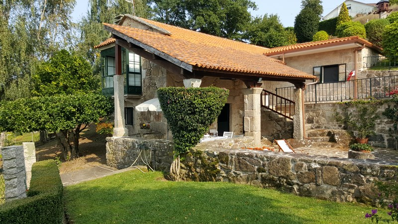C-132 Casa en Armenteira (Meis)